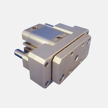 Compact guide unit for ISO 21287